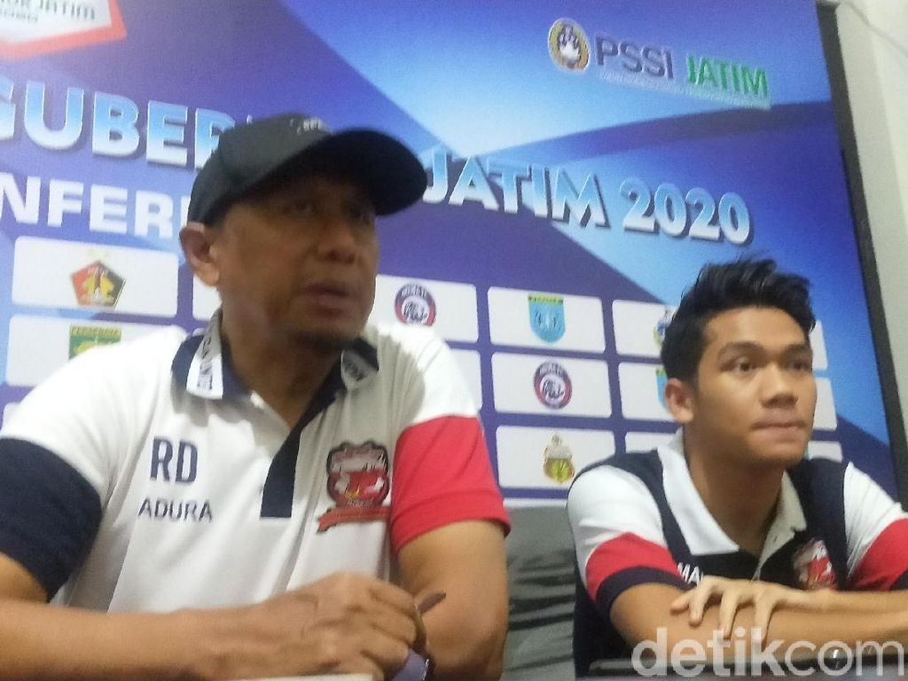 Madura United Vs Persebaya: Saling Sikut Demi ke Semifinal