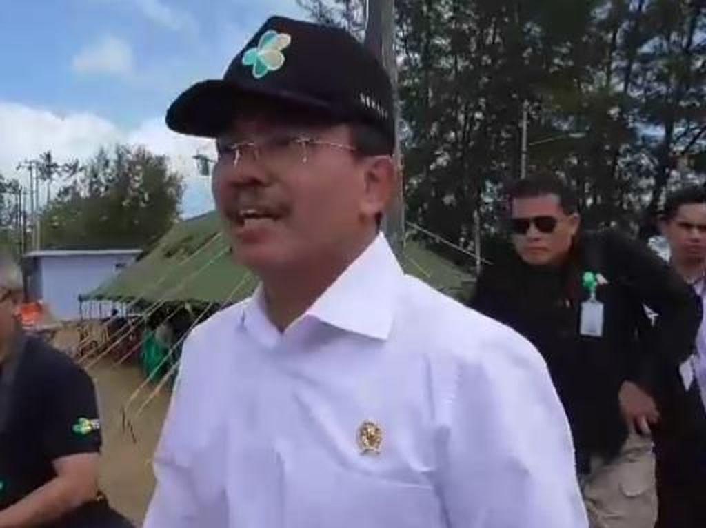 Menkes Sebut WNI dari Wuhan Pulang ke Jakarta Sabtu Usai Observasi di Natuna