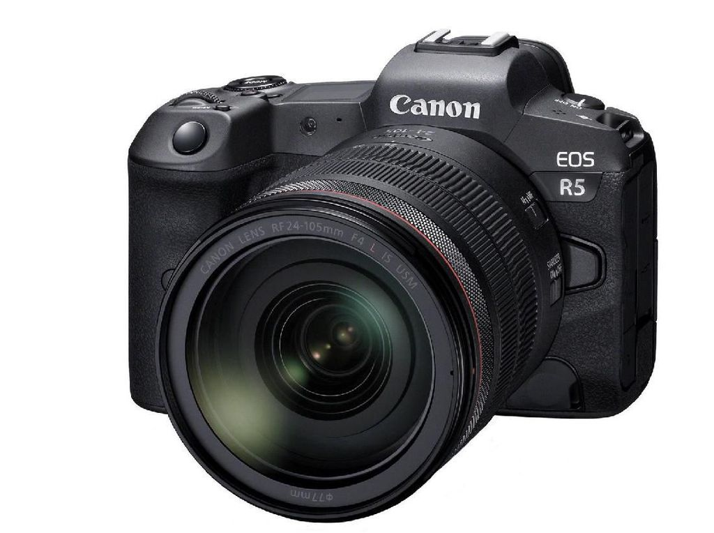 Canon Ungkap Spesifikasi Video EOS R5 8K