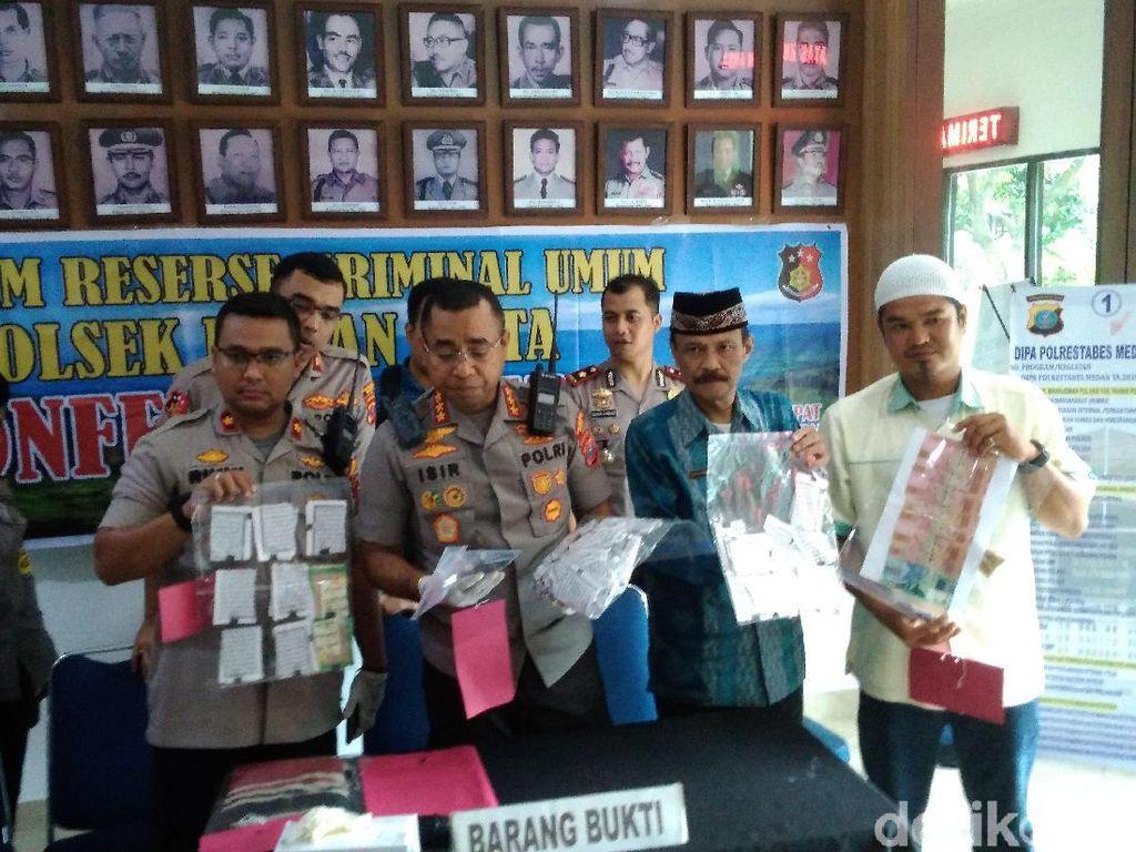 Akhir Pelarian Pembuang Sobekan Lembaran Al-Quran di Medan