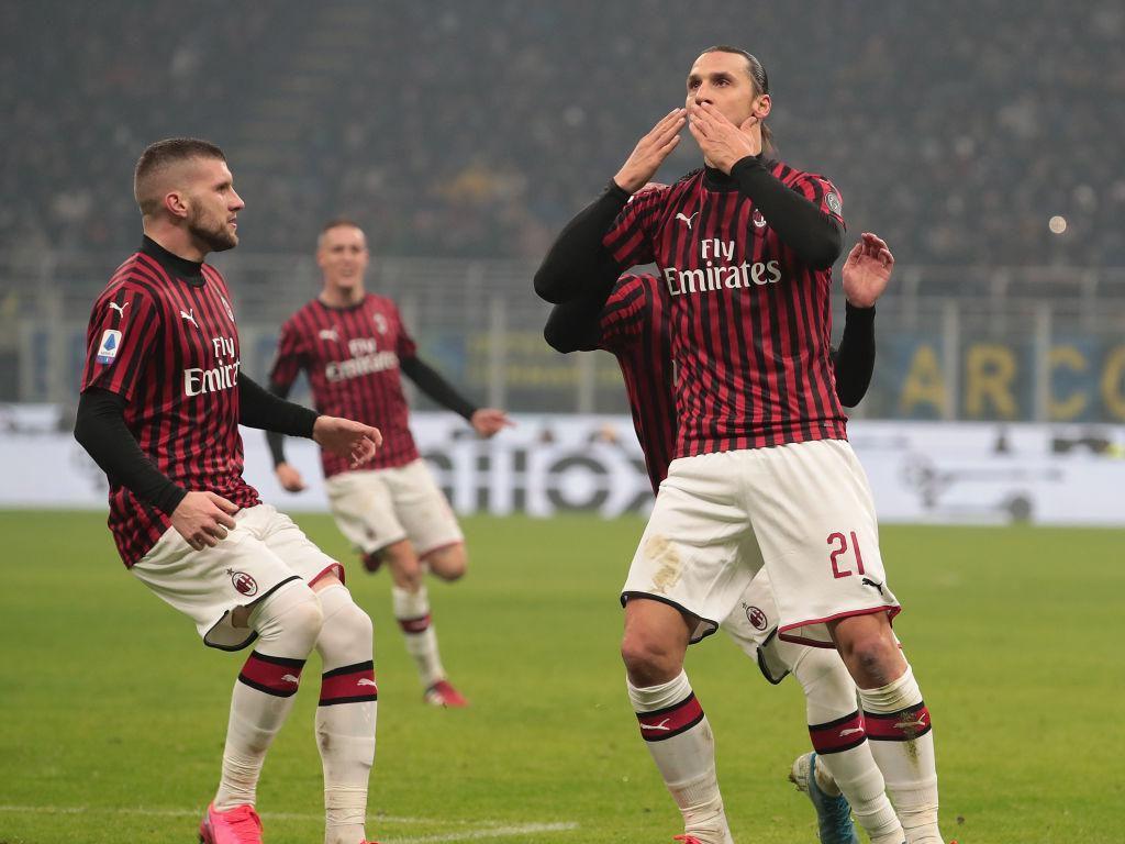 Serie A Mau Dimulai, Ibrahimovic Malah Ribut dengan Bos Milan