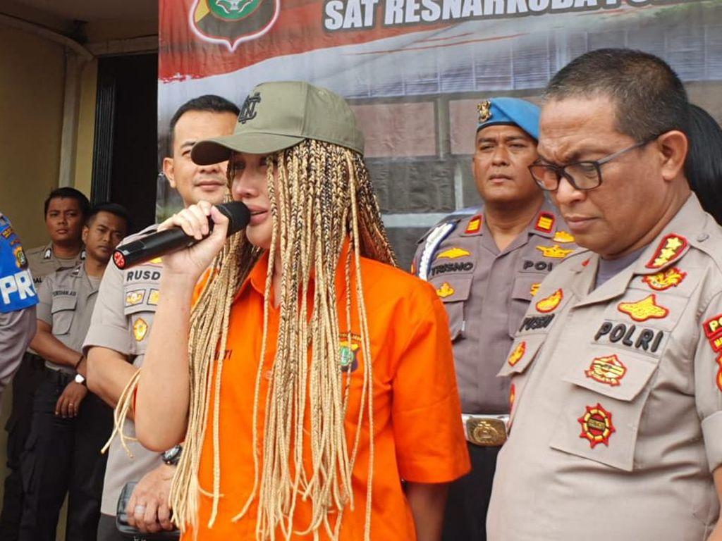 Lucinta Luna Ajukan Rehabilitasi, Polisi: Masih Diteliti