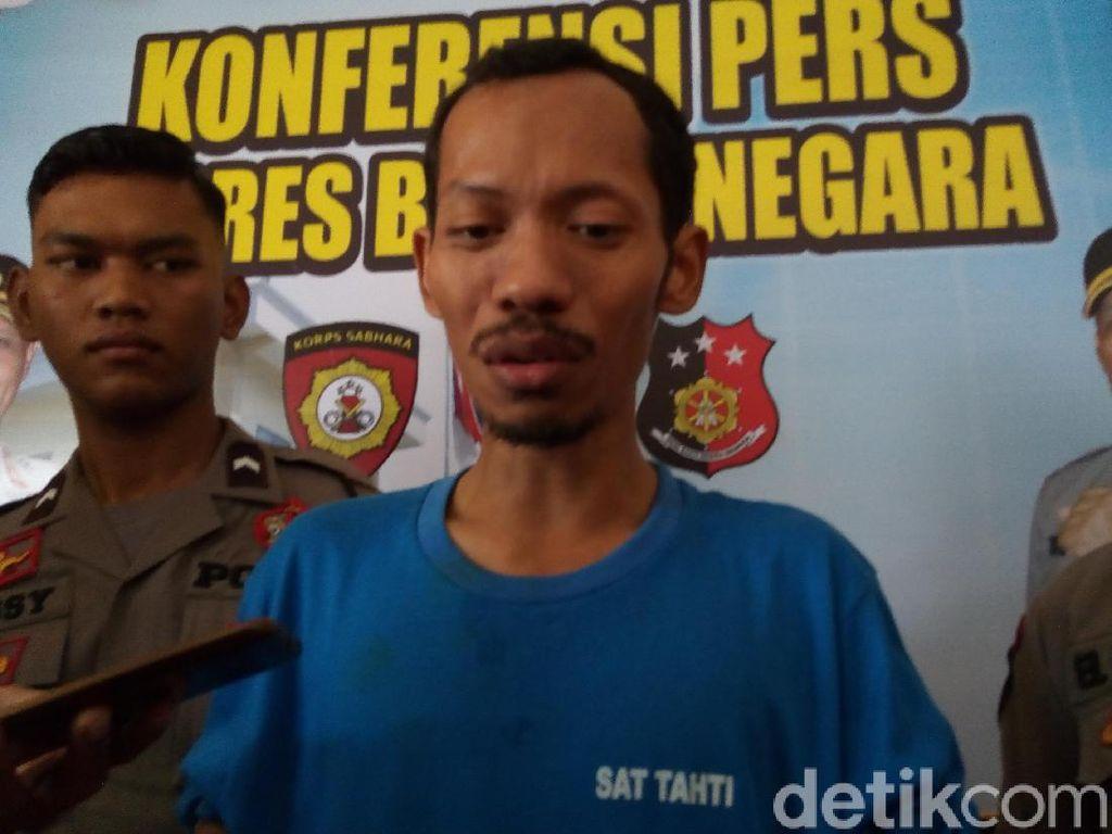 Ini Tampang Pelaku Kekerasan Seksual yang Habisi Bocah SD di Kebun Durian