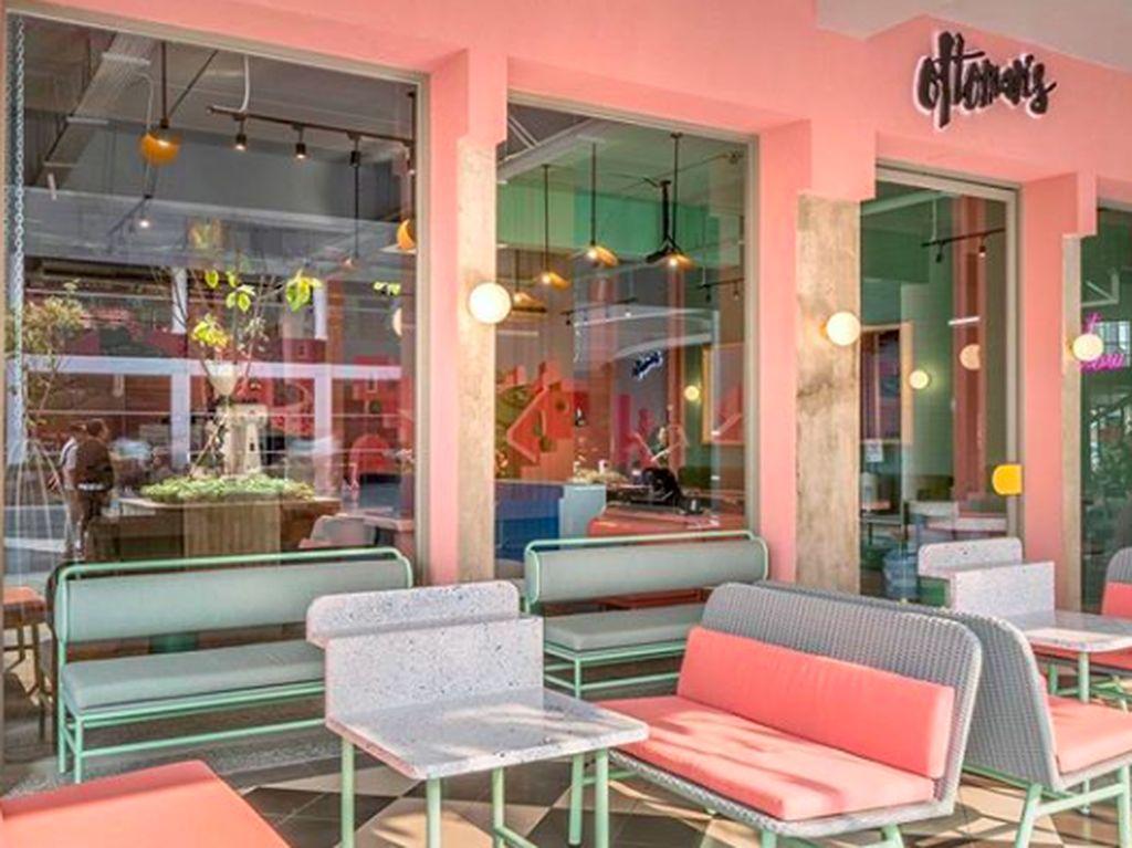 5 Kafe Pink yang Instagramable untuk Didatangi Bersama Pasangan