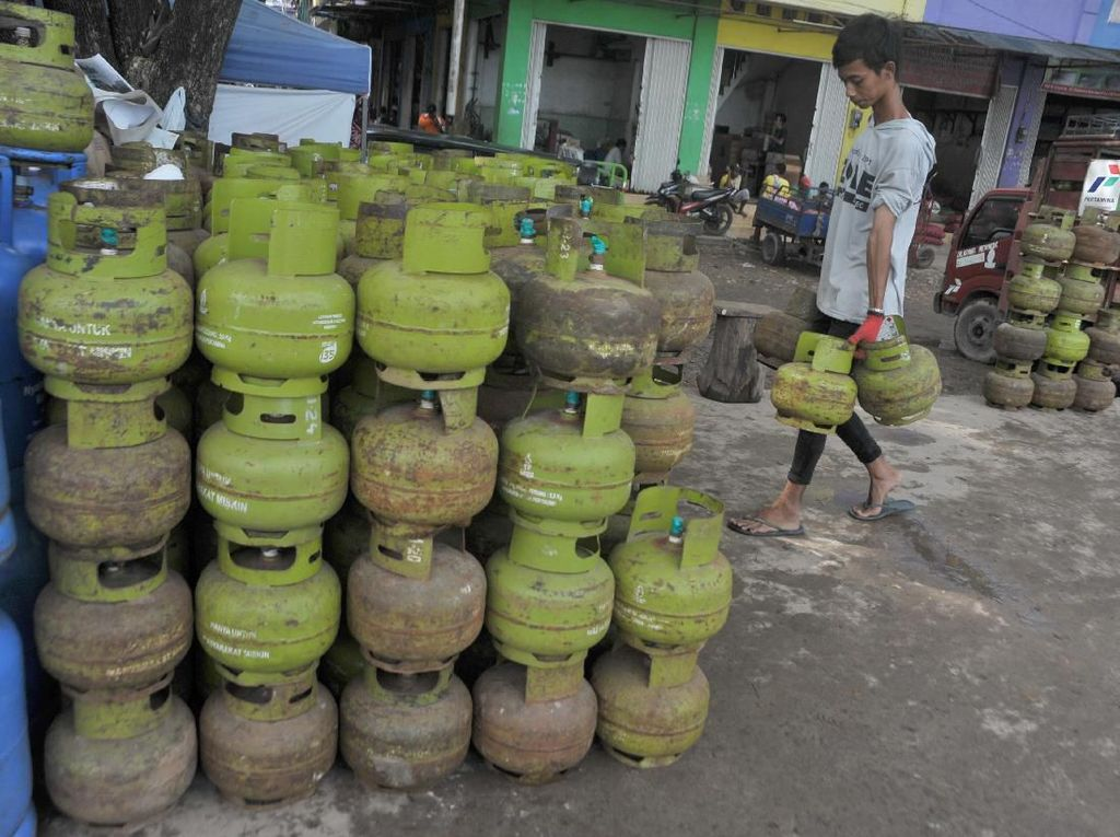 Redam Dampak Corona, Perlukah Pemerintah Gratiskan Elpiji 3 Kg?