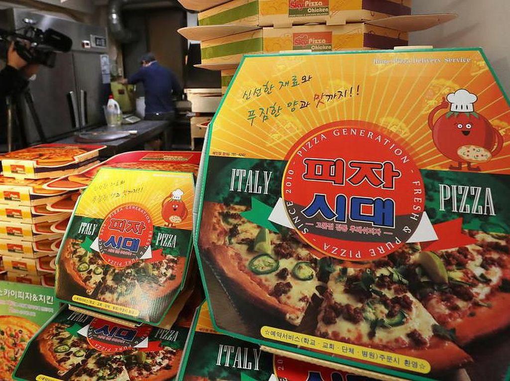 Muncul di Film Parasite, Penjualan Restoran Pizza Ini Naik Drastis!