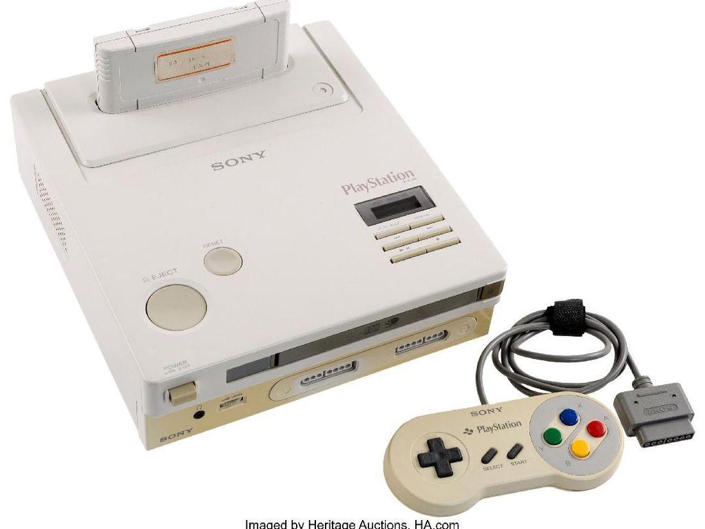 Ingin Beli Nintendo PlayStation, Siapkan Rp 4,2 Miliar