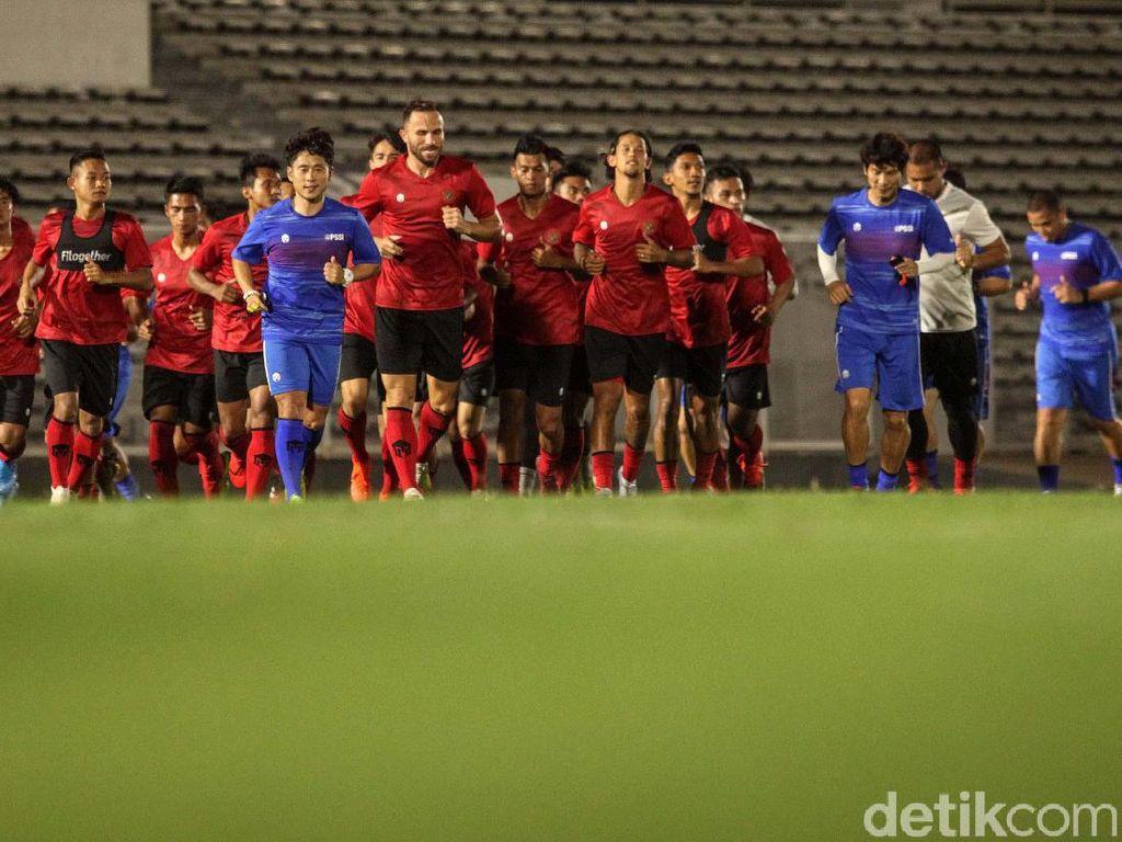 Timnas Indonesia Harus Gotong Royong Kalau Mau Juara Piala AFF 2020