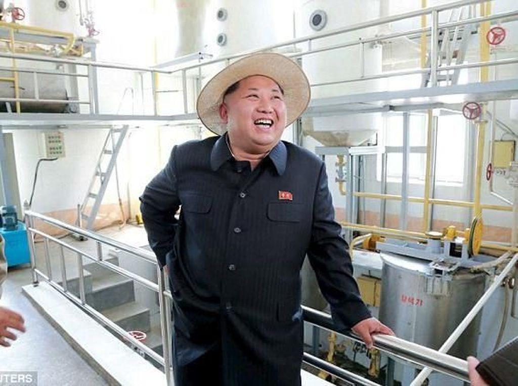 Diisukan Meninggal Dunia, Kim Jong Un Punya Harta Rp 75 T