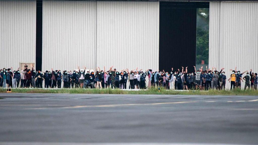 Melihat Lagi Proses Evakuasi hingga Observasi WNI Jelang Dipulangkan