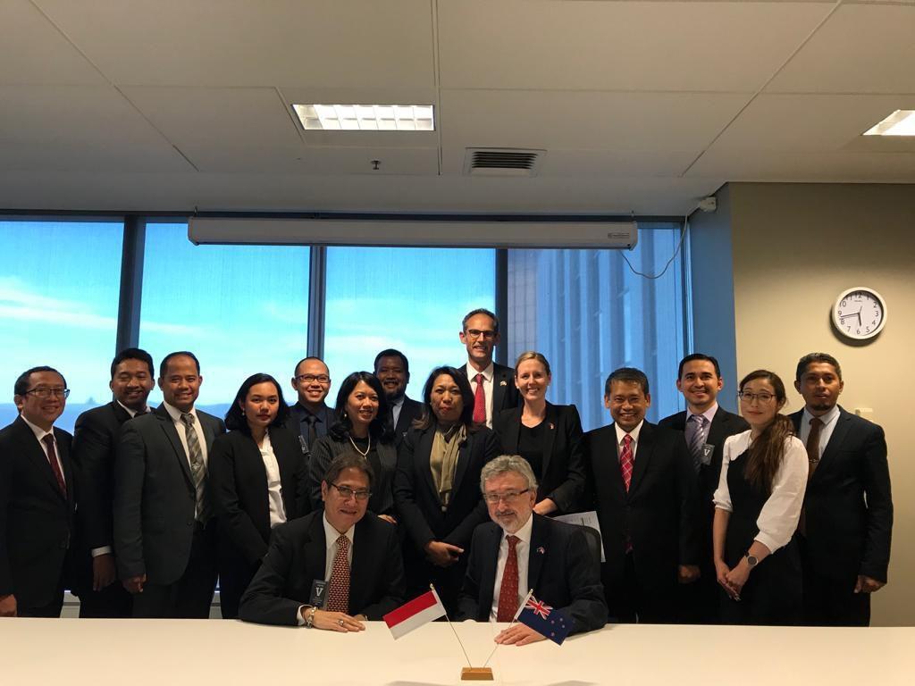 Indonesia Perjuangkan Jual Nanas sampai Mangga ke Selandia Baru