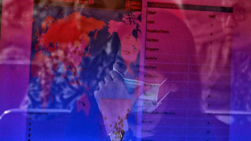 Ketika Indonesia Masih Kebal Virus Corona