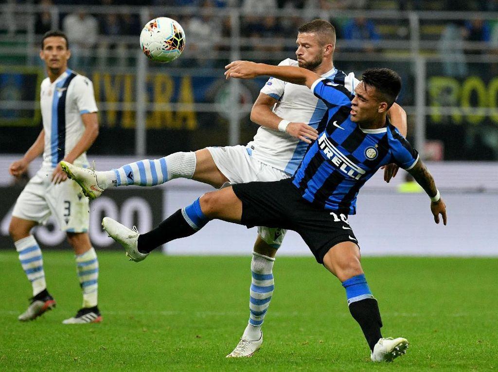 Liga Italia Pekan Ini: Olimpico Memanas, Lazio Vs Inter