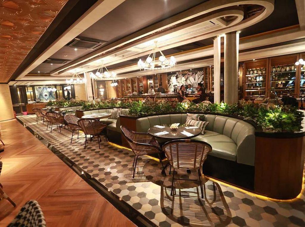 Ajak Pasangan Bersantap di 5 Restoran Klasik Nan Mewah Ini