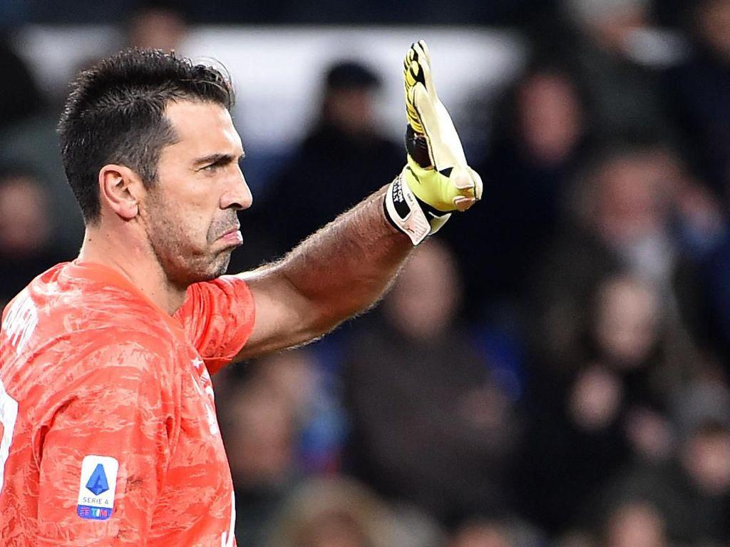 PSG ke Final Liga Champions, Buffon Disebut-sebut