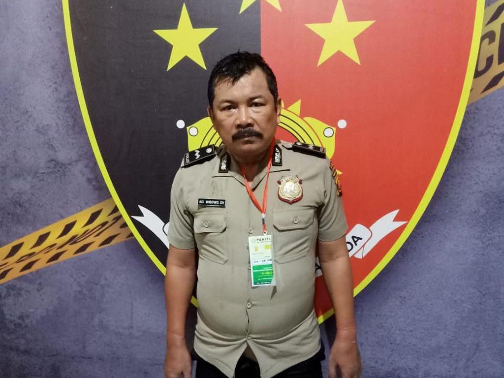 Polisi Gadungan Asal Surabaya Ditangkap di Sumsel Usai Peras Warga