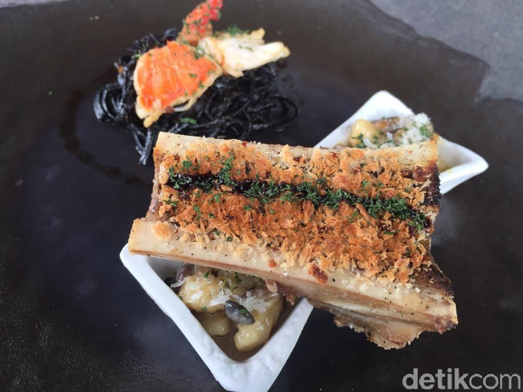 Valentine dengan 5 Hidangan Istimewa di Resto Mediterania Progresif
