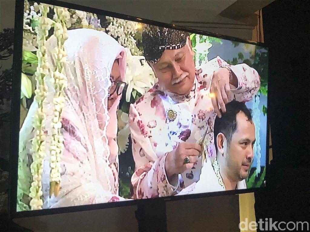 Gelar Siraman, Cucu Soeharto Minta Restu Nikahi Pramugari Asal Makassar