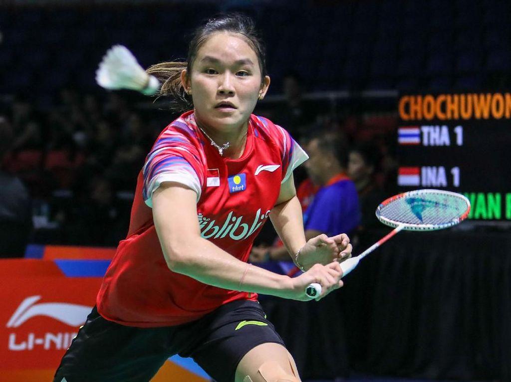 Kejuaraan Bulutangkis Beregu Asia: Indonesia Ditaklukkan Jepang 0-3