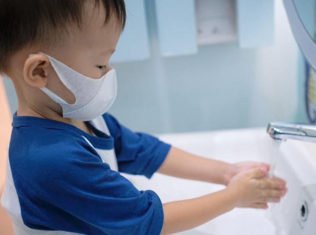 Kenali Gejala Virus Corona pada Si Kecil dan Pencegahannya
