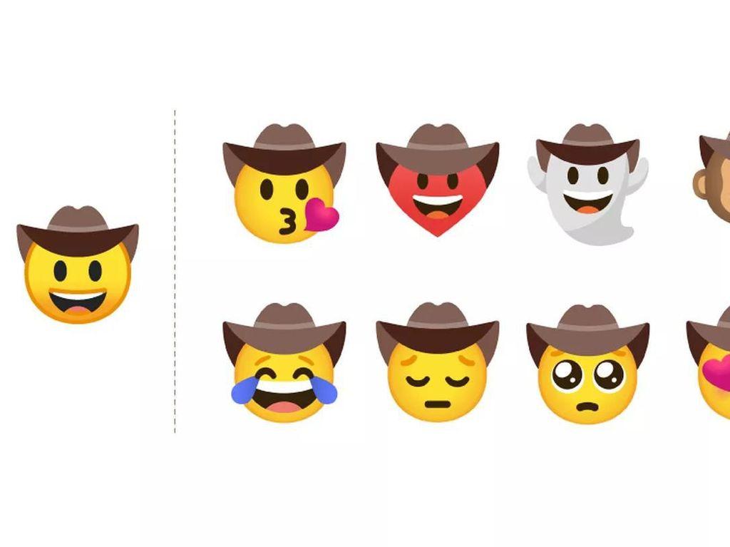 Google Punya Fitur Kustomisasi Emoji, Ini Cara Memakainya