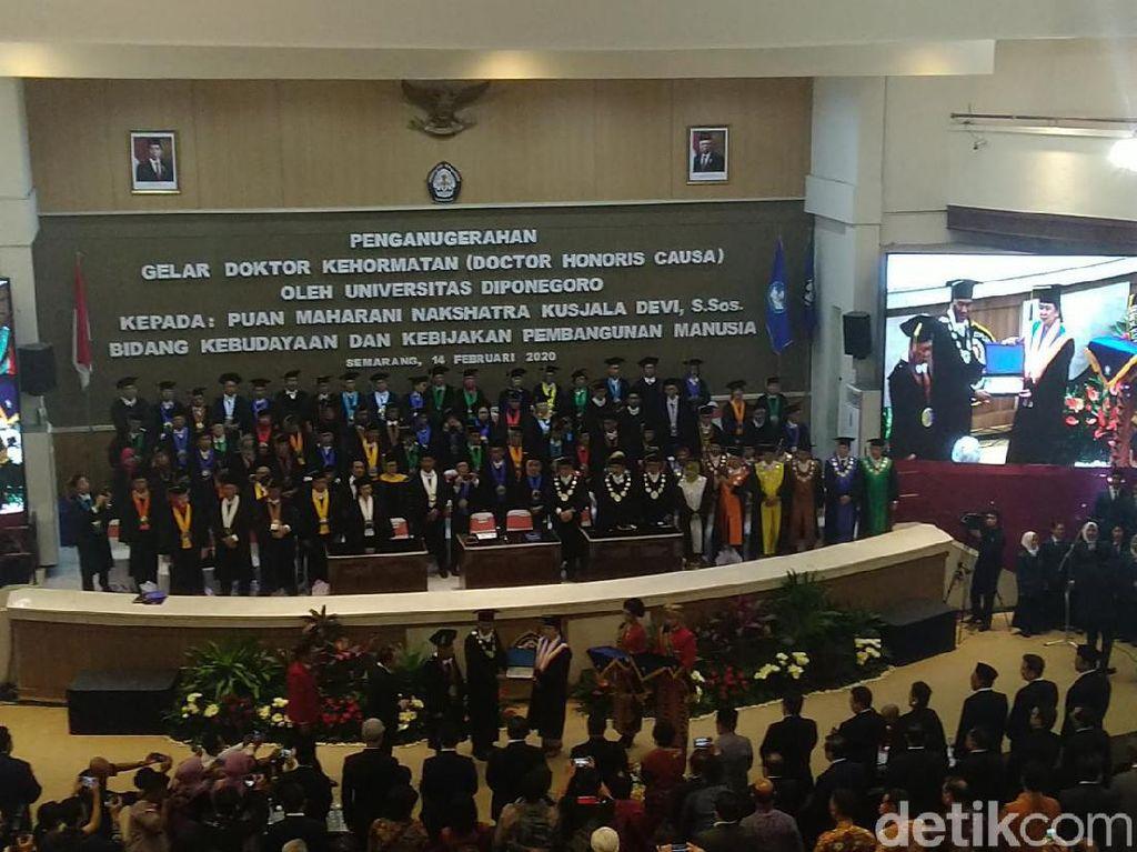 Bukan Cuma Dua Kata, Ini Nama Lengkap Ketua DPR Puan Maharani