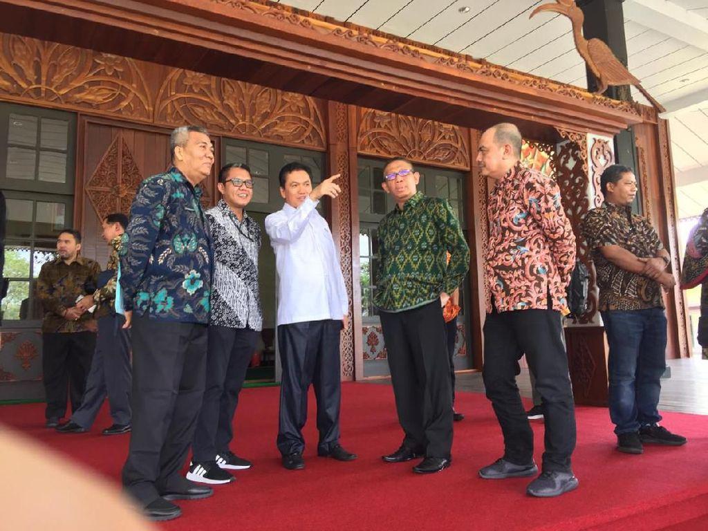 BPH Migas Gaet Pemprov Kalbar Kebut Proyek Pipa Trans Kalimantan