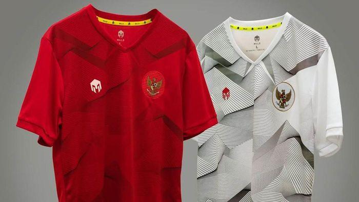 PSSI menunjuk Mills jadi sponsor jersey timnas indonesia