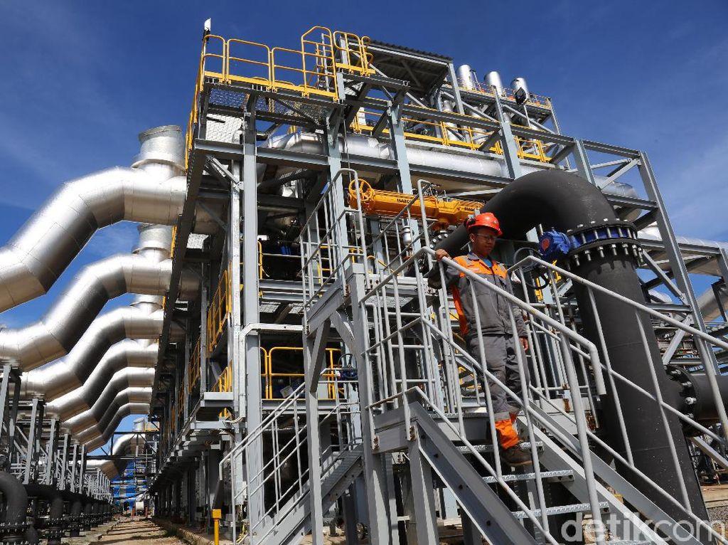 Proyek Listrik 35 Ribu MW Baru Jalan 23%