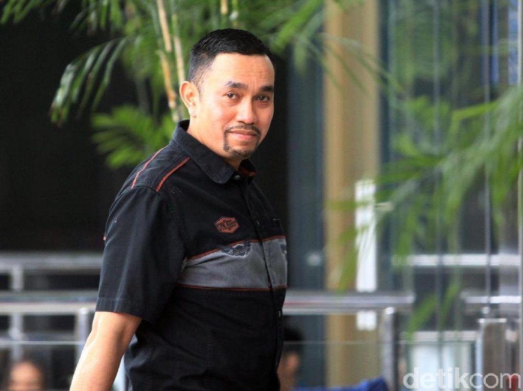Sahroni Dipanggil KPK, NasDem: Utamakan Asas Praduga Tak Bersalah