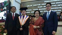 Kagumi Pidato Puan Saat Terima DHC, Walkot Semarang: Sangat Kompleks