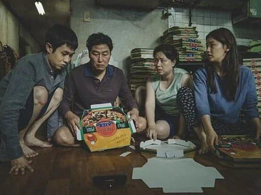 Menang Oscar 2020, Bong Joon Ho Rilis Naskah Parasite Jadi Novel Grafis
