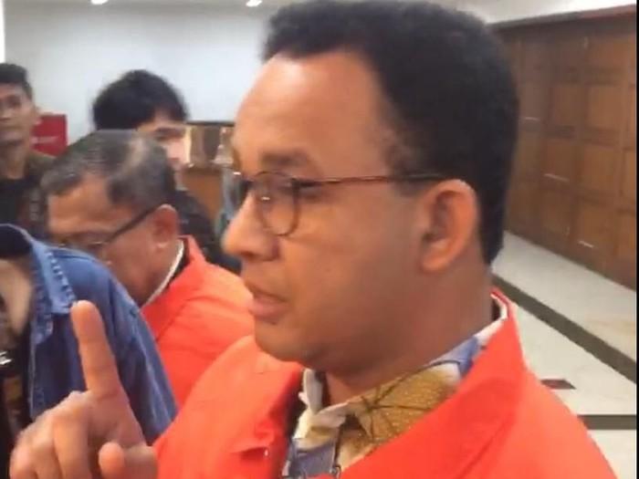 Gubernur DKI Jakarta Anies Baswedan (Arief Ikhsanudin)