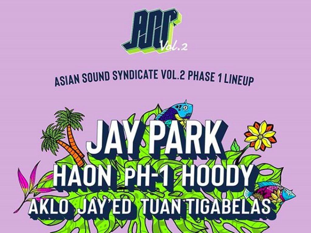 MINO-BOBBY Gabung Jay Park di Asian Sound Syndicate Vol.2