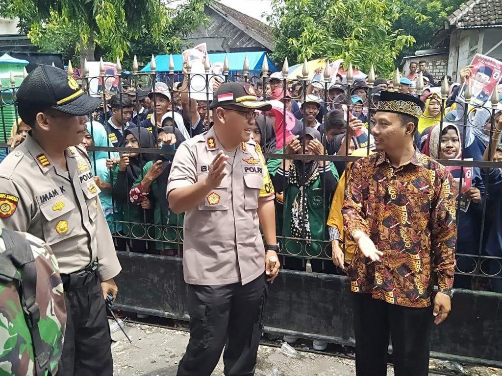 Masa Tenang Pilkades di Bojonegoro, Polisi Intens Berjaga di Lokasi Rawan