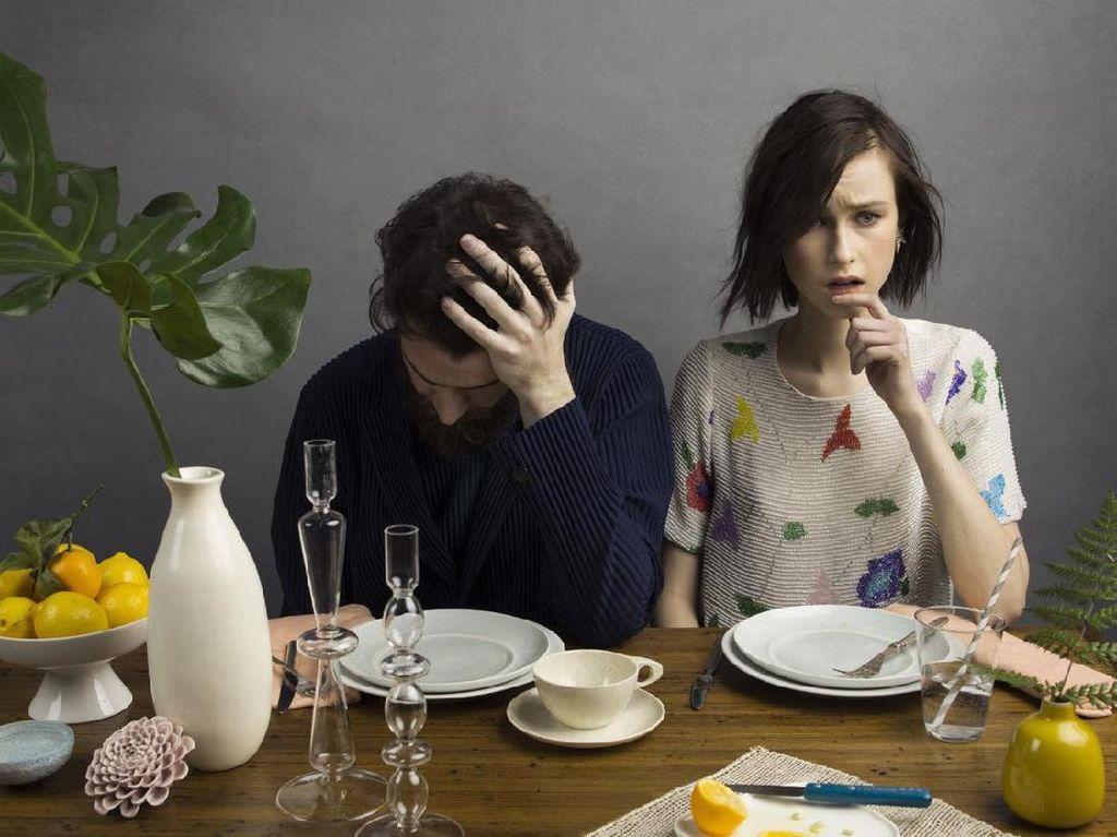 Pengalaman Buruk Makan Bareng Pasangan di Hari Valentine Ini Bikin Ngakak
