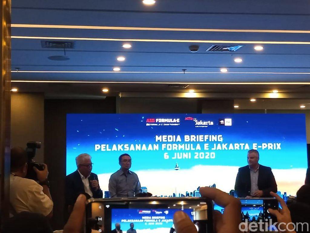 Pastikan Formula E di Monas, Jakpro: Harmoni Antara Tradisi dan Teknologi