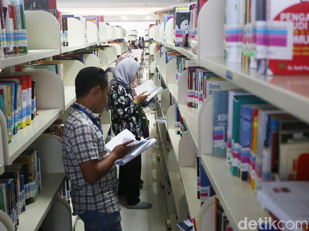 7 Fakta Perpustakaan Nasional Indonesia yang Harus Kamu Tahu