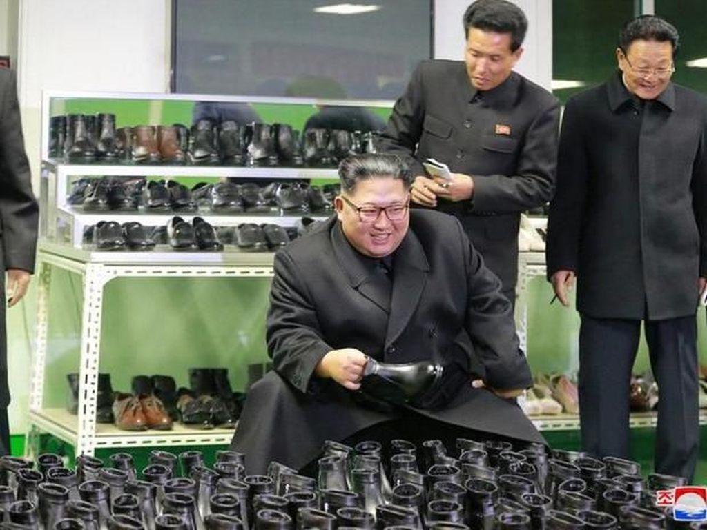 Mengintip Porsi Anggaran Militer Kim Jong Un