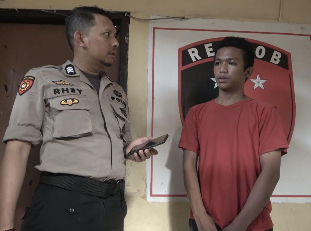 Curi HP Sambil Begal Payudara ABG, Pria di Makassar Ditangkap