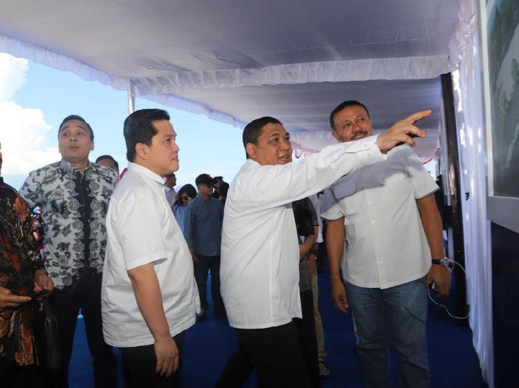 Pelindo III Bangun Area Melasti untuk Warga Desa Adat Pedungan Bali