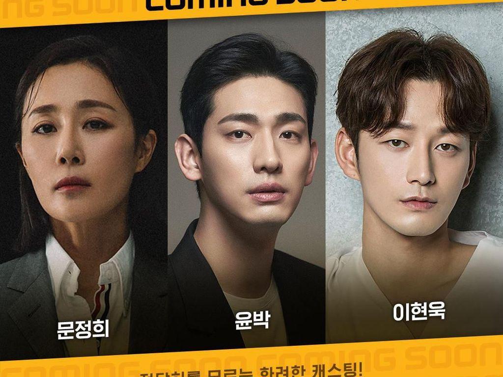 Sebuah Misi Pencarian Libatkan Krystal f(x) dan Jang Dong Yoon
