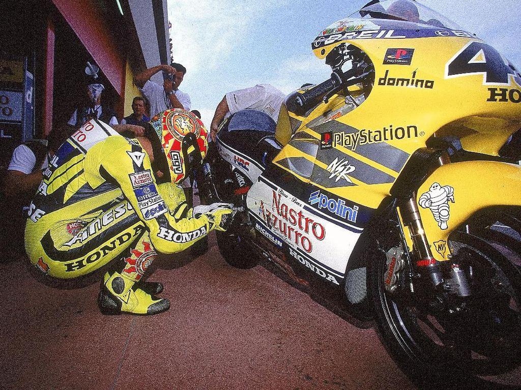 Legenda MotoGP: Balapan Era Jadul Motor 2-Tak Dirasa Lebih Sulit