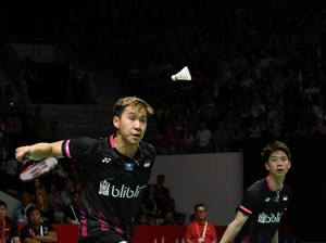 Jadwal Final Kejuaraan Bulutangkis Beregu Asia: Indonesia Vs Malaysia