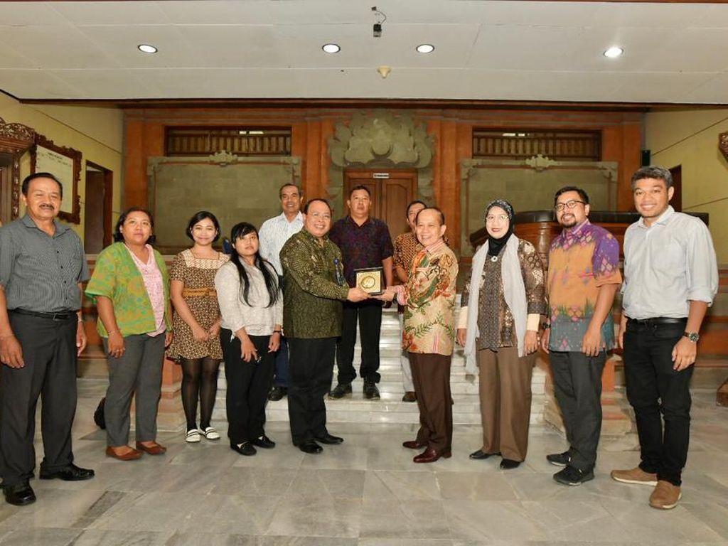 Universitas Udayana Dukung MPR Kaji Penyempurnaan Konstitusi