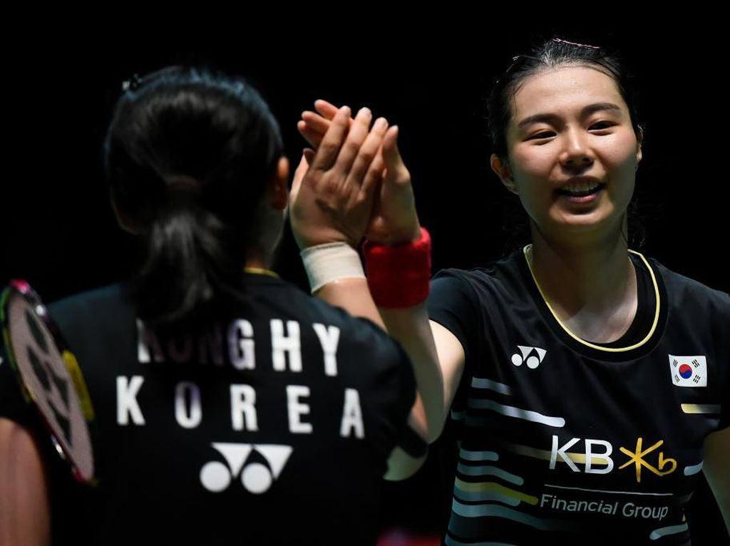 Kejuaraan Bulutangkis Beregu Asia: Jepang Vs Korea di Final Putri