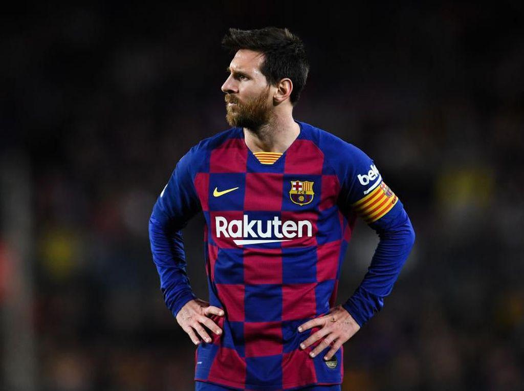 Messi dan Hamilton Raih Gelar Olahragawan Terbaik 2020