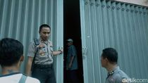 Aksi Gercep 2 Perampok Toko Emas di Surabaya Terekam CCTV