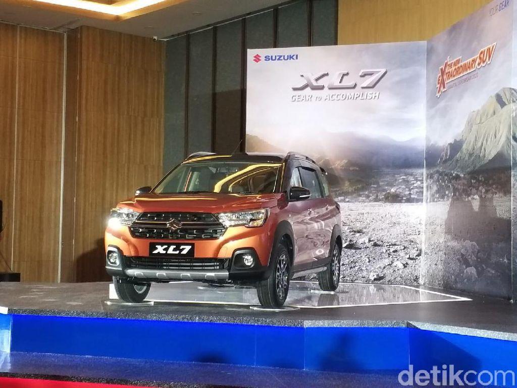 Komponen Lokal Suzuki XL7 Tembus 85%