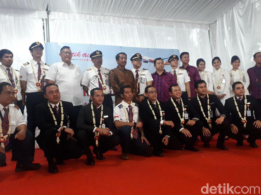 Pilot Batik Air Terkejut Dikarantina 14 Hari di Natuna